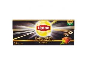 Lipton Earl Grey Classic - černý čaj 25x1,5