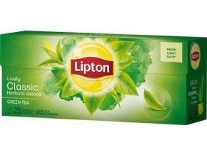 Lipton Green Tea - zelený čaj 25x1,3
