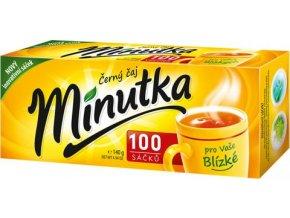 Mokate Minutka černý čaj 100x1,4g