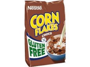 Cornflakes Choco - kukuřičné lupínky s čokoládou 450g Nestle