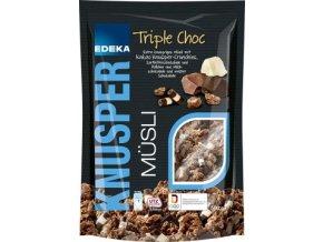Edeka Muesli čokoládové 500g