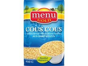 Cous cous - kuskus z tvrdozrnné pšenice 450g La Food