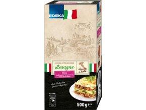 Těstoviny Lasagne vaječné 500g Edeka