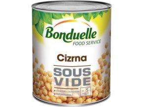 Cizrna Sous Vide - sterilovaná zelenina 620g Bonduelle