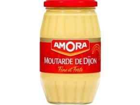 Hořčice Moutarde de Dijon - dijonská hořčice 915g Amora