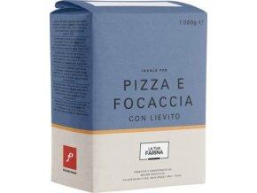 Pizza E Focaccia - Sypká směs na přípravu pizzy a pizza chleba focaccia s obsahem kvasnic 1kg