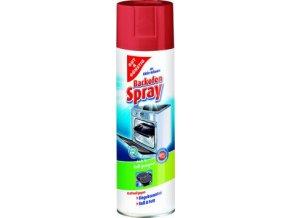 Backofen Spray - čistič na gril a trouby ve spreji 500ml Edeka