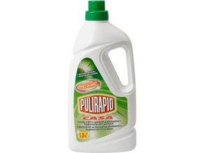 Pulirapid Casa - tekutý čistič s vůní bílého muškátu 1,5l Madel
