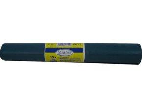 Pytle na odpad 120l - 70x110cm modré 10 ks