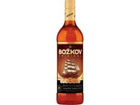 Božkov Tuzemák 37,5% 1 l (holá láhev)