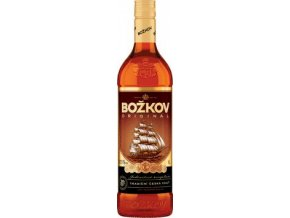 Rum Tuzemák 37,5% 1l Božkov