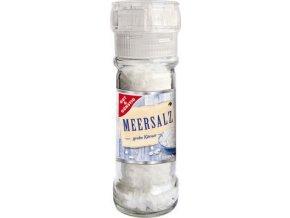 Meersalz - Mořská sůl s mlýnkem 110g Edeka