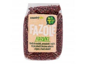 Fazole adzuki 500g COUNTRYLIFE - expirace 31/05/2021