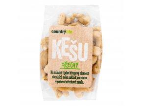 Kešu ořechy 100g COUNTRYLIFE