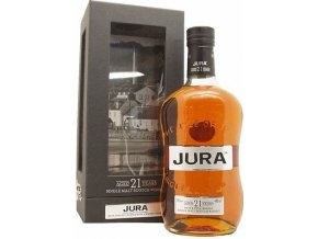 Isle of Jura 21 yo 0,7l 44%