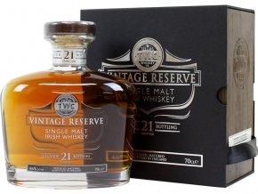 Teeling 21 yo Vintage Reserve 0,7 l 46%