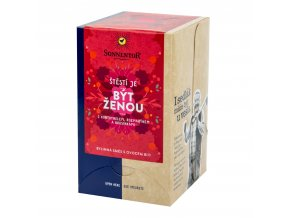 Čaj Být ženou 30,6 g BIO SONNENTOR