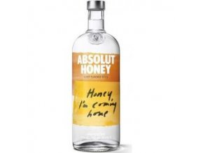 Absolut vodka Honey 1l