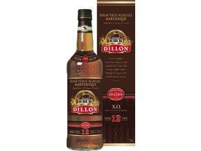 Rhum Dillon XO 12yo 0,7l 45%