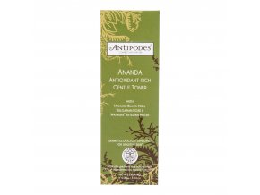 Tonikum jemné antioxidační ANANDA 100 ml ANTIPODES