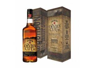 Jim Beam Devils Cut 90 proof 45% 0,7 l dárkový box