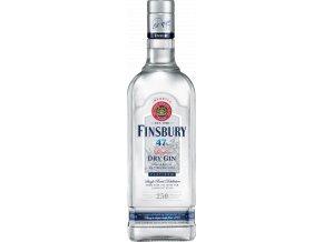 Gin Finsbury London Platinum 47% 1 l (holá láhev)
