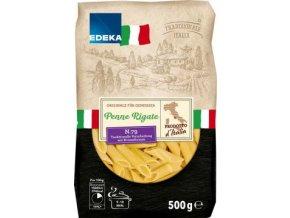 Těstoviny Penne Rigate bezvaječné 500g EDEKA