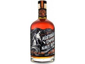 Austrian Empire Navy Rum Solera 25y 0,7l  40%