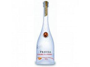 Pravda vodka Caramel  0,7l  37,5%