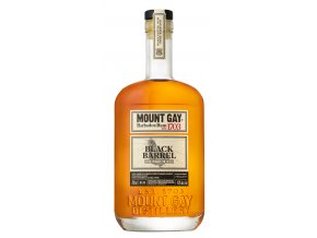 Mount Gay Photo Mount Gay Black Barrel Bottle 70cl