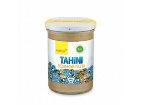 tahini sezamova pasta bio 400 g wolfberry