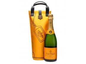 Veuve Clicquot Brut 0,75 l Shopping bag