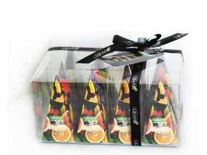 Fruit and Herbal - Kolekce čajů s ovocem a bylinkami 12x2g Liran