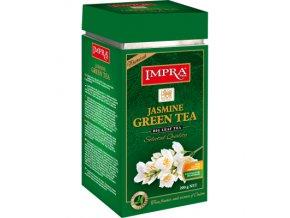 Čaj Impra Jasmine Green Tea - zelený čaj sypaný s jasmínem 200g