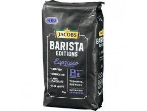 Káva Jacobs Barista Espresso Zrnková káva 1kg