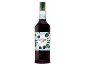Giffard Blackberry - Ostružinový sirup 1l