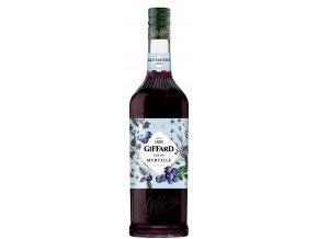 Giffard Blueberry - borůvkový sirup 1l