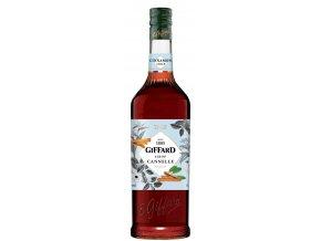 Giffard Cinnamon - skořicový sirup 1l