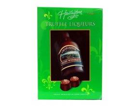 Bonboniéra Truffle liqueurs Irish whiskey 120g Harringtons