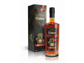 Malteco 11y Bottle+box