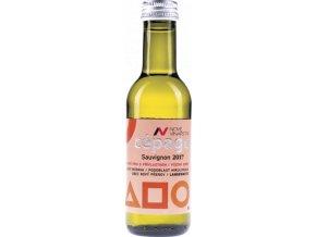 Nové Vinařství Drnholec Sauvignon Blanc Cepage - pozdní sběr MINI 2017 0,187l