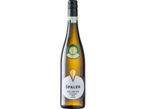 Rodinné vinařství Špalek Veltlínské zelené VOC - Znojmo Kraví hora 2018 0,75l