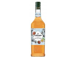 Giffard Passion Fruit - sirup exotické ovoce 1l
