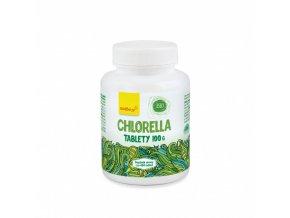 chlorella bio 100 g 400 tablet wolfberry doplnek stravy