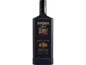 Fernet Stock Barrel Edition 35% 0,7 l (holá láhev)
