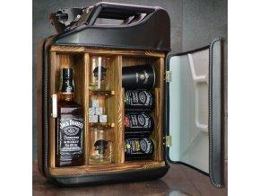 Kanystr Bar Jack Daniels - dárkové balení