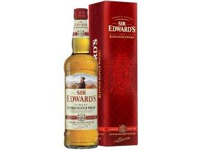 Sir Edwards Scotch Whisky 0,7 l dárkové balení