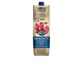Fructal Superior Immunity - Ovocný juice s echinaceou 1l