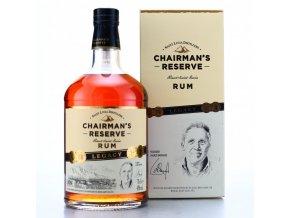 Chairmans Reserve Legacy 43% 0,7 l (karton)
