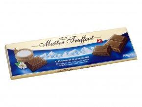 26687 maitre truffout mlecna cokolada swiss 300g